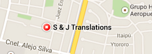 S&J Translations main office